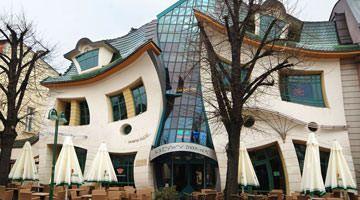 фото Необычные здания из сип-панелей